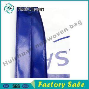 China Cheap Recycle Laminated Non Woven Handbag Bag pictures & photos