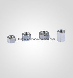 Nut/Hexagonal Nut/Standard Nut/Fastener Fitting/Hex Nut pictures & photos