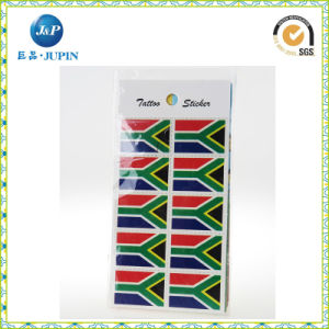 2016 Custom Temporary Flag Tattoos Sticker for Football Fans (JP-TS058) pictures & photos