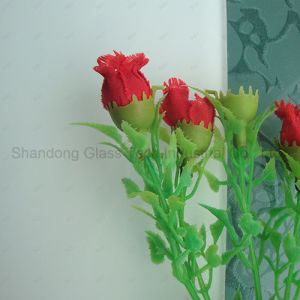 Acid Etched Laminated Glass with High Quality pictures & photos