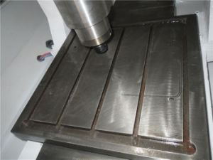 Jinan Cheapprice Fully Automatic Mould CNC Router FM 4040 Machine pictures & photos