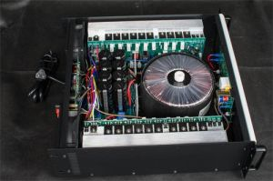 2 Tier Class H Circuit Business Show Power Amplifier pictures & photos