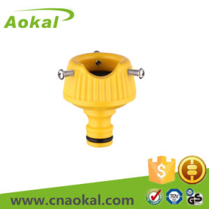"3/4""Plastic Tap Adaptor with Screw pictures & photos"