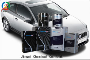 Jinwei Environment-Friendly Advanced Factory Sell Car Care Products Exterior Paint pictures & photos