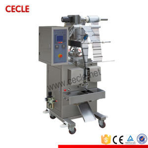 High Speed Sachet Packer Paste Filling and Sealing Machine
