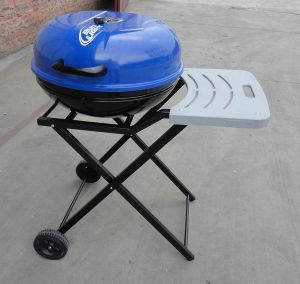 Easy Carry Portable Folding Travel Barbecue Grill for Camping pictures & photos