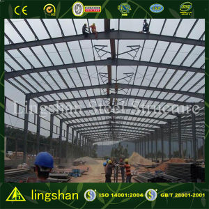 China Steel Structure Building Exported to South Africa pictures & photos