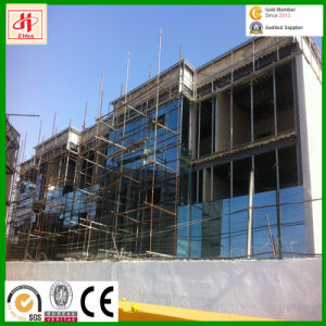 New Design Prefab Steel Building Construction Hotel Commercial Steel Buildings pictures & photos