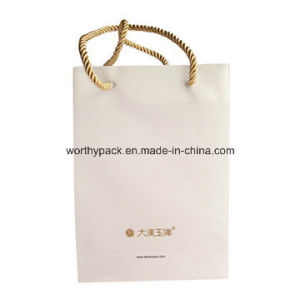 Plastic Wine Gift Bag for Promotion and Advertising pictures & photos