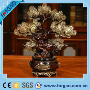 Resin Money Tree for Promotion Gift (078) pictures & photos
