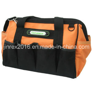 Heavy Duty Pocket Tools Packing Jobsite Shoulder Strap Bag pictures & photos