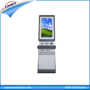 Free Standing Touch Screen Self Service Bill Payment Kiosk pictures & photos