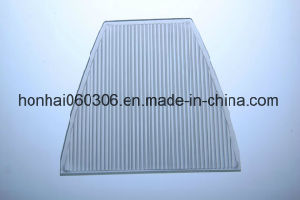 Tooling Made Toughened Borosilicate Glass Fresnel Lenses pictures & photos