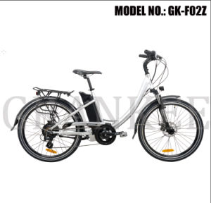 "26"" Popular Lady Al Ebike with En15194 pictures & photos"