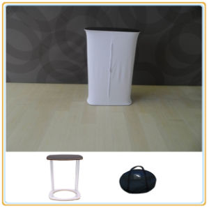 Rectangular Display Counter with Tension Fabric pictures & photos