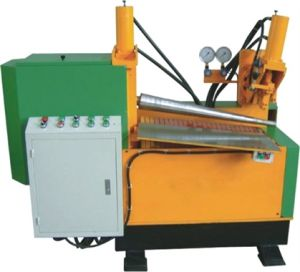 Hydraulic Cone Rolling Machine pictures & photos