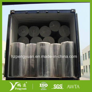 Roof or Ceiling Insulation with Aluminized Foil and PE Bubble pictures & photos