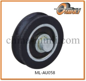 Window & Door Pulley, Plastic Bearing (ML-AU058) pictures & photos