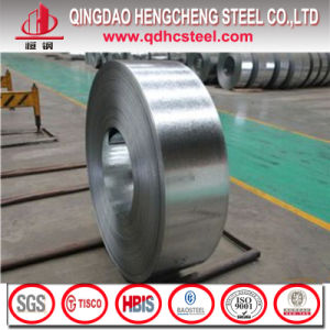 Dx51d Z100 Hot Dipped Galvanized Steel Strip pictures & photos