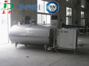 1000L to 10000L Milk Tank with Cooling System