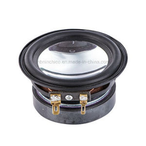 20mm Coil Diameter Midrang Car Tweeter (TW-M20-02) pictures & photos