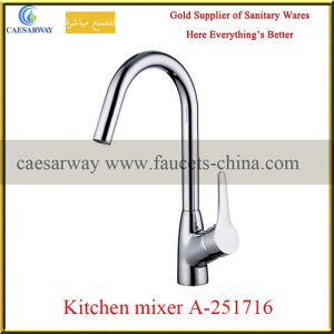 Sanitary Ware Single Lever Kitchen Sink Tap pictures & photos