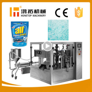 Pouch Packing Machine for Detergent pictures & photos