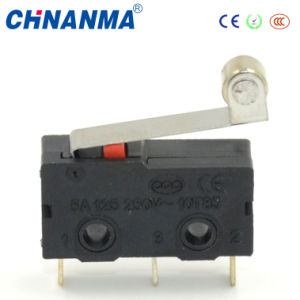 Miniature Micro Switch 5A 250VAC pictures & photos