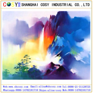 Top Designer Popular Cheap Eco-Friendly Cotton Canvas Fabric for Printing pictures & photos