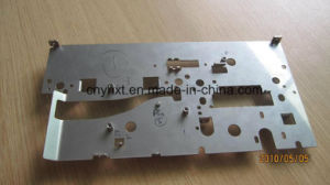 Customized Metal Sheet Parts with Bending, Stamping, Punching Factory pictures & photos