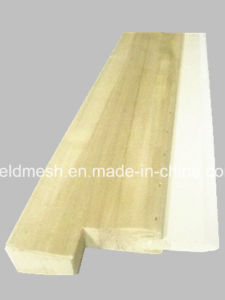 Wooden & Aluminum Holder 50*9mm Textile Silk Screen Printing Squeegee Blades Roll pictures & photos