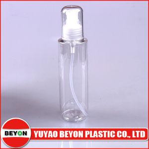 5oz Clear Transparent Plastic Pet Bottle with Lotion Pump pictures & photos