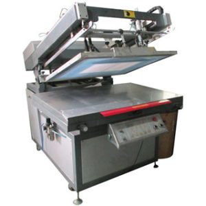 Ce Clam Shell Screen Printing Machine for Paper pictures & photos