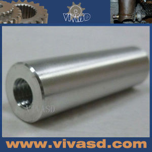 High Precision Customized Aluminum Tube CNC Turning Parts Polishing Parts pictures & photos