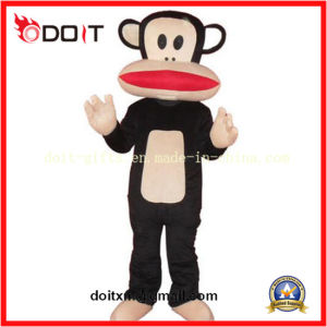 OEM Custom Facotry Luck Friend Paul Monkey Animal Mascot Costumes pictures & photos