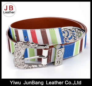 2016 Fashion Design Woman PU Belt with High Quality pictures & photos
