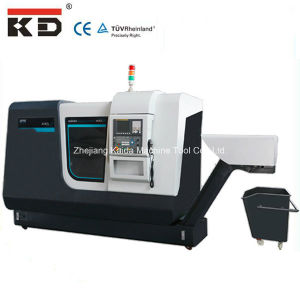 520mm Swing Precision Slant Bed CNC Machine Kdcl-28 pictures & photos