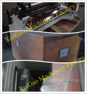 Fabric Slitting and Rewinding Machine pictures & photos