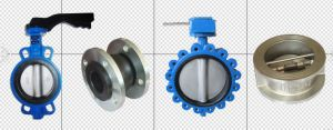 Cast Iron or Cast Steel or Ductile Iron or Stainless Steel Butterfly Valve pictures & photos