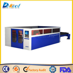Factory CNC Laser Cutter 500W Fiber Metal Steelcnc Machine Price pictures & photos