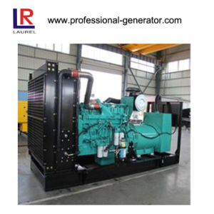 Open Style 150kVA Diesel Generator Set with Cummins Engine pictures & photos
