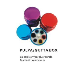 Dental Gutta Percha Block/Dental Gutta Percha Points Box/Dental Sterilization Boxes