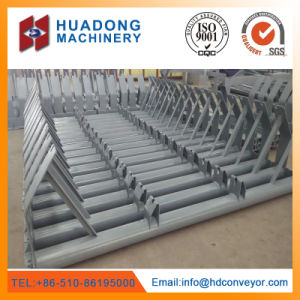 Carbon Steel Conveyor Roller Frame pictures & photos