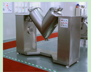 Powder Blender Pharmaceutical Machine (V-Type) pictures & photos