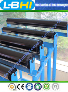 Dia 133mm Hot Product Low-Resistance Idler for Conveyor System with Good Bearing pictures & photos