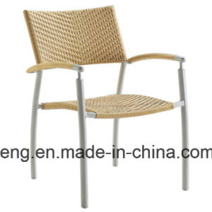 Cheap Outdoor Garden Set as Top Quality Sythetic PE-Rattan Furniture Balcony Set by Chair and Coffee Table (YT055) pictures & photos
