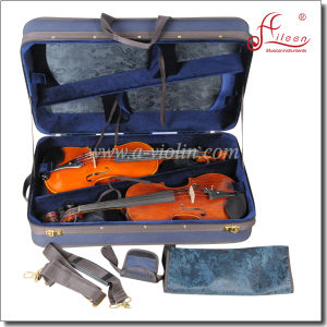 New Product Launch-Quadruple Carriage Violin Case (CSV407) pictures & photos