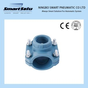 Plastic Compression Fitting, Saddle Type pictures & photos