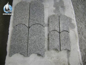 Light Grey U Shaped Paving Stone pictures & photos