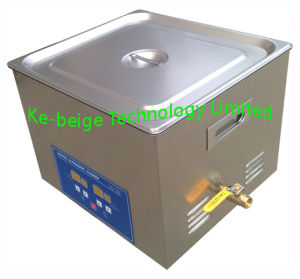 14L 300W Digital Ultrasonic Benchtop Cleaner pictures & photos